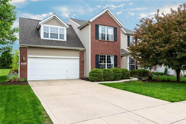 5818 Mill Oak Drive, Noblesville, IN 46062 (MLS #21711820) :: The Indy Property Source
