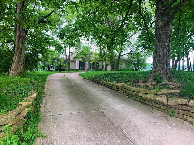1495 Mullinix Road, Greenwood, IN 46143 (MLS #21711826) :: The Indy Property Source