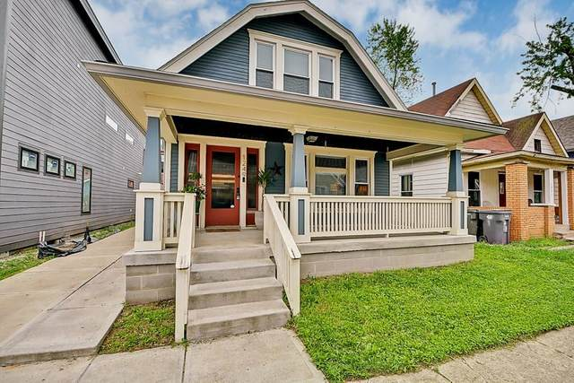 1249 Ringgold Avenue, Indianapolis, IN 46203 (MLS #21711829) :: Heard Real Estate Team | eXp Realty, LLC