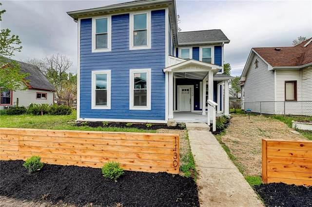 1130 Harlan Street, Indianapolis, IN 46203 (MLS #21711843) :: Heard Real Estate Team | eXp Realty, LLC