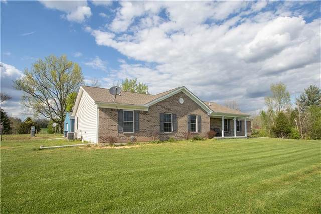 10060 N County Road 800 W, Norman, IN 47264 (MLS #21711850) :: Mike Price Realty Team - RE/MAX Centerstone