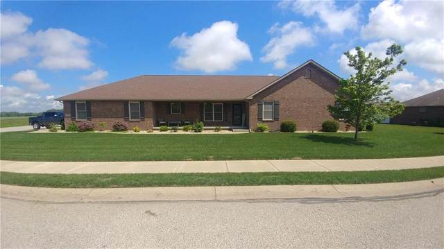 1694 S Bell Ford Road, Seymour, IN 47274 (MLS #21711855) :: Mike Price Realty Team - RE/MAX Centerstone