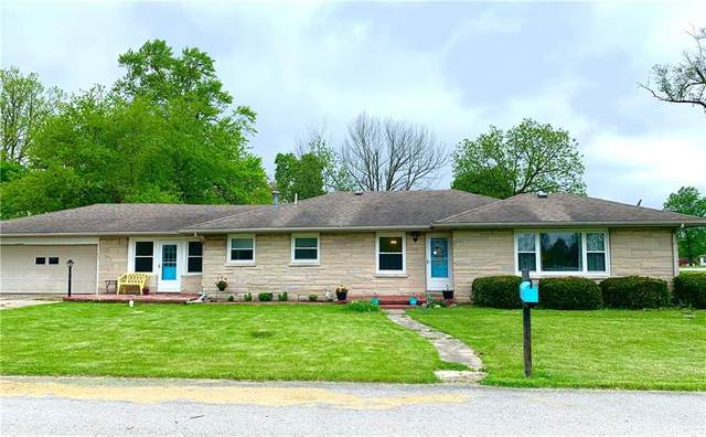140 S Maple Drive, Albany, IN 47320 (MLS #21711858) :: Heard Real Estate Team | eXp Realty, LLC