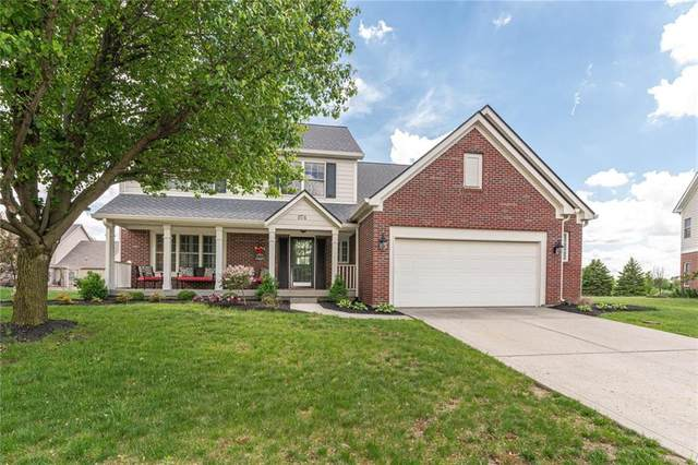 874 Stockbridge Drive, Westfield, IN 46074 (MLS #21711869) :: The Indy Property Source