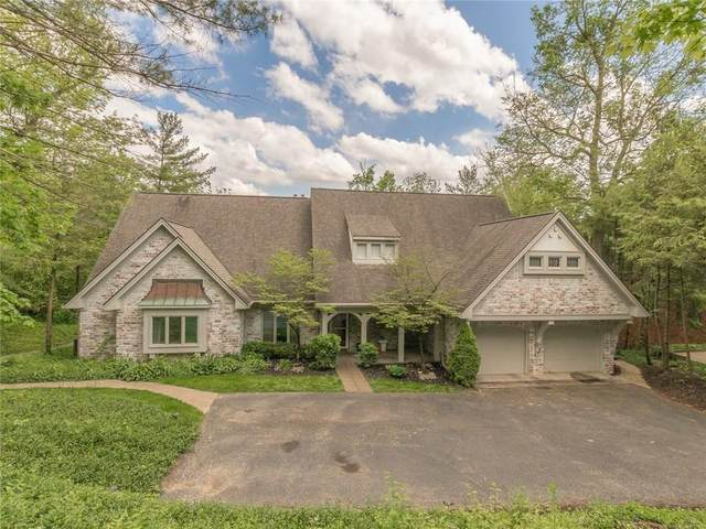 11529 Fall Creek Road, Indianapolis, IN 46256 (MLS #21711873) :: Anthony Robinson & AMR Real Estate Group LLC
