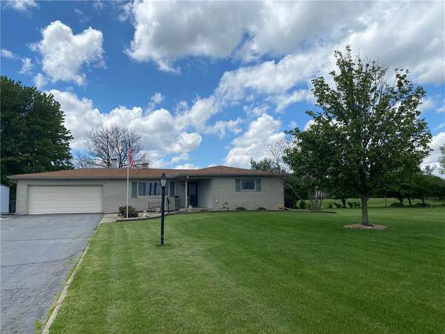 2114 N County Road 800 E, Avon, IN 46123 (MLS #21711879) :: The Indy Property Source