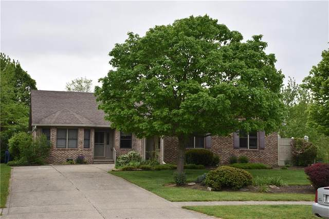 2108 Justice Drive, Greenfield, IN 46140 (MLS #21711880) :: The Indy Property Source