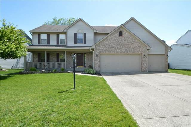 7013 Samuel Drive, Indianapolis, IN 46259 (MLS #21711911) :: Anthony Robinson & AMR Real Estate Group LLC