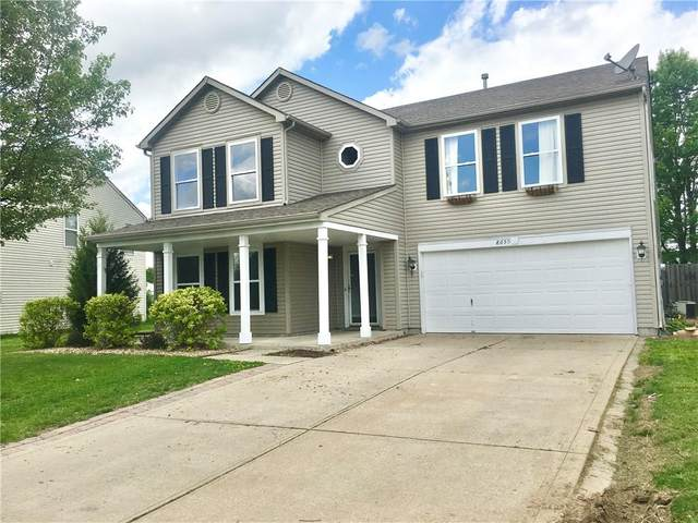 8650 Belle Union Drive, Camby, IN 46113 (MLS #21711912) :: The Indy Property Source
