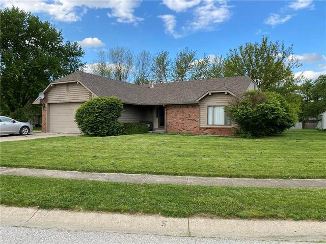 114 Hickorywood Court, Brownsburg, IN 46112 (MLS #21711919) :: The Evelo Team