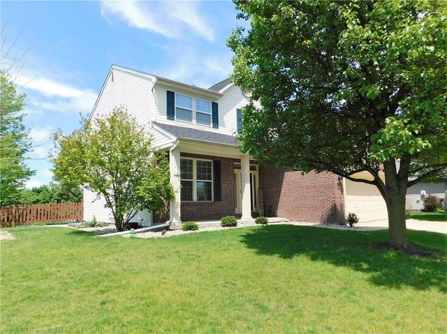 692 Weeping Way Lane, Avon, IN 46123 (MLS #21711922) :: The Indy Property Source