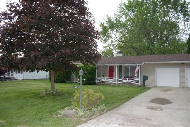 615 W Mckenzie Road, Greenfield, IN 46140 (MLS #21711925) :: The Indy Property Source