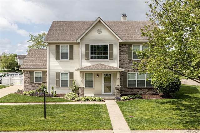 70 Carriage Lake Drive, Brownsburg, IN 46112 (MLS #21711945) :: The Evelo Team