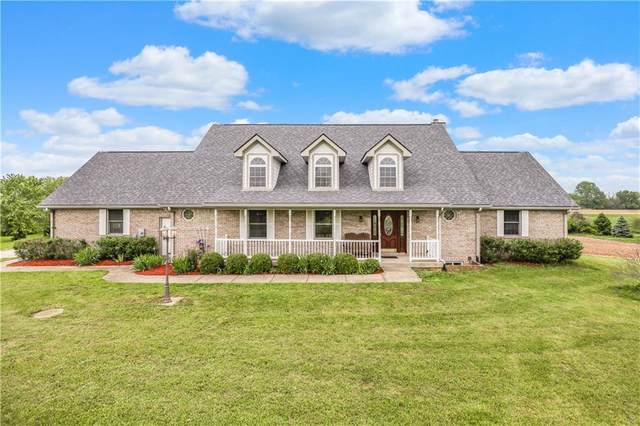 6214 N 25 Road, Whiteland, IN 46184 (MLS #21711951) :: The Indy Property Source