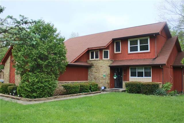 1320 Munsee Circle, Indianapolis, IN 46228 (MLS #21711958) :: The Indy Property Source