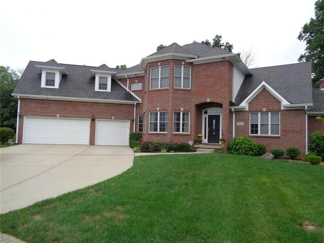 7510 Sly Fox Drive, Indianapolis, IN 46237 (MLS #21711963) :: Heard Real Estate Team | eXp Realty, LLC