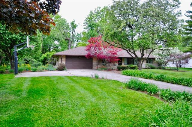 8810 Washington Blvd West Drive, Indianapolis, IN 46240 (MLS #21711967) :: Mike Price Realty Team - RE/MAX Centerstone