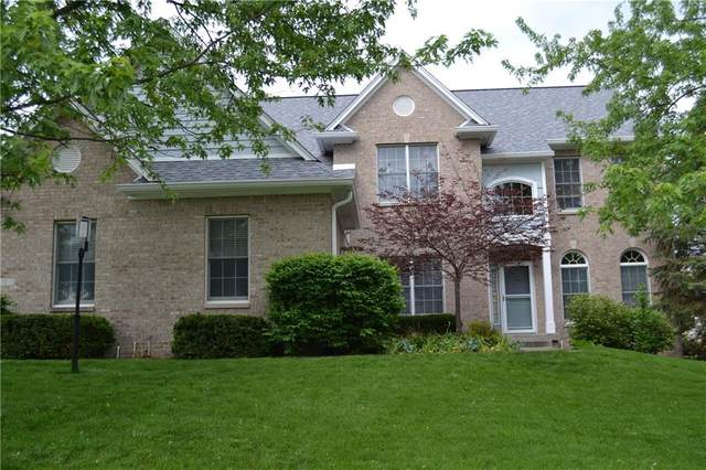 1161 Huntington Woods Point, Zionsville, IN 46077 (MLS #21711968) :: The Indy Property Source