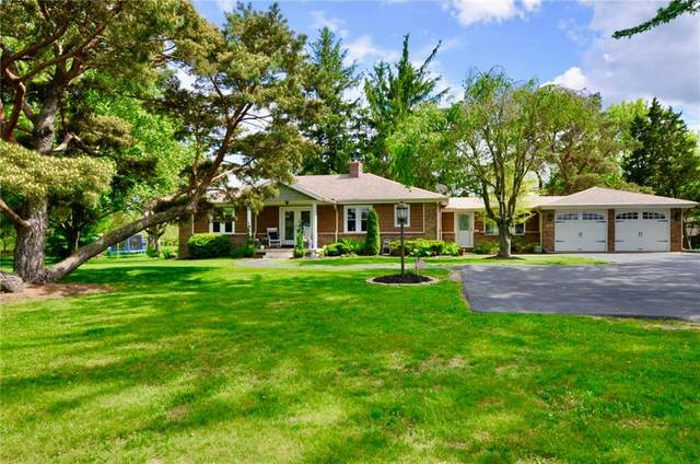 1593 W Smith Valley Road, Greenwood, IN 46142 (MLS #21711985) :: The Indy Property Source