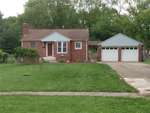 4407 Millersville Road, Indianapolis, IN 46205 (MLS #21711992) :: Heard Real Estate Team | eXp Realty, LLC