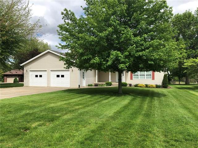 208 Circle Drive, New Market, IN 47965 (MLS #21712003) :: The Indy Property Source