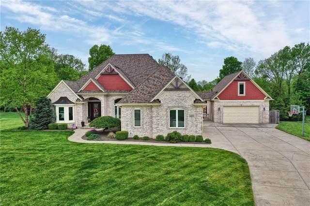 2378 Waterside Circle, Avon, IN 46123 (MLS #21712004) :: The Indy Property Source