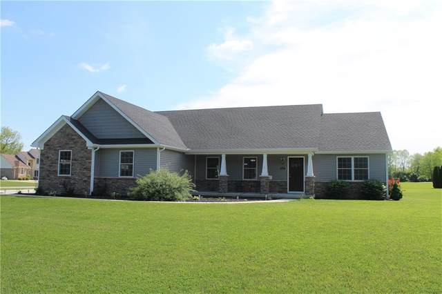 572 S Golf Boulevard, Crawfordsville, IN 47933 (MLS #21712011) :: The Indy Property Source