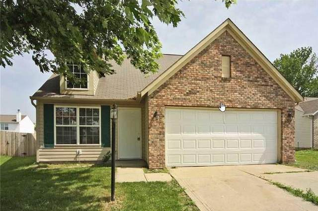 11042 Dura Drive, Indianapolis, IN 46229 (MLS #21712021) :: The Indy Property Source
