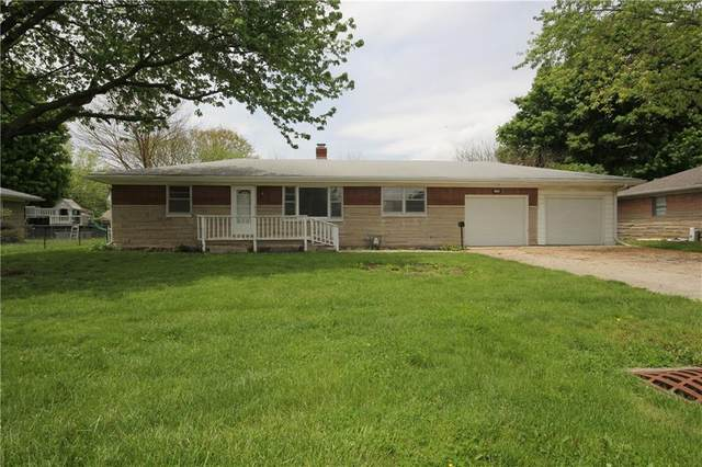 176 N Post Road, Indianapolis, IN 46219 (MLS #21712030) :: The Indy Property Source