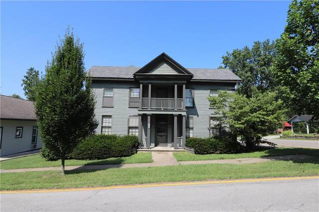 190 N Jefferson Street, Nashville, IN 47448 (MLS #21712043) :: The Indy Property Source