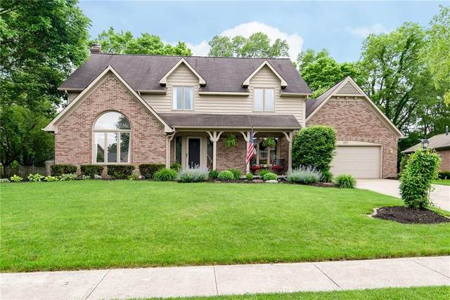 157 Stony Creek Overlook, Noblesville, IN 46060 (MLS #21712071) :: AR/haus Group Realty