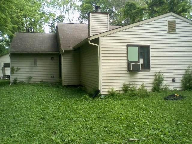 131 E Main Street, Pittsboro, IN 46167 (MLS #21712099) :: Heard Real Estate Team | eXp Realty, LLC