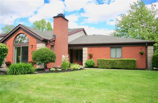 9317 Golden Oaks W, Indianapolis, IN 46260 (MLS #21712108) :: AR/haus Group Realty