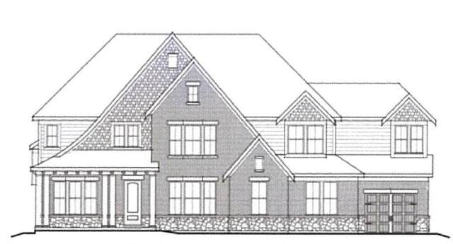 4625 Kettering Place, Zionsville, IN 46077 (MLS #21712118) :: David Brenton's Team
