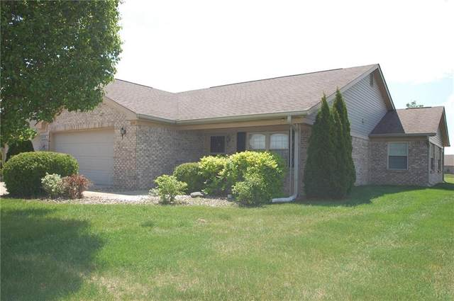 6149 Moon Shadow Drive, Indianapolis, IN 46259 (MLS #21712123) :: David Brenton's Team