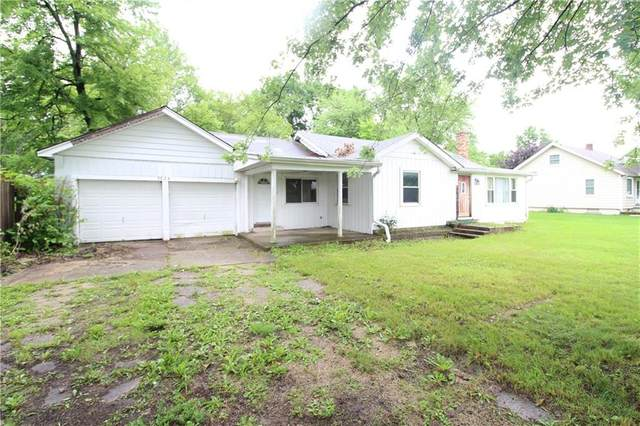 3624 S Beacon Street, Muncie, IN 47302 (MLS #21712133) :: Heard Real Estate Team | eXp Realty, LLC