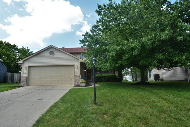 6428 Bower Drive, Indianapolis, IN 46241 (MLS #21712151) :: Richwine Elite Group