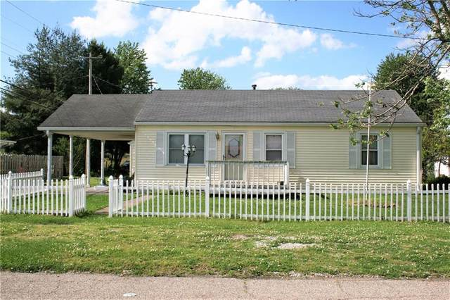 760 E Prospect Street, Martinsville, IN 46151 (MLS #21712154) :: The Indy Property Source
