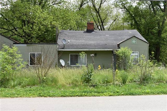 9204 N 300 Road E, Morristown, IN 46161 (MLS #21712162) :: Heard Real Estate Team | eXp Realty, LLC