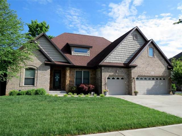 4370 Brookfield Drive, Columbus, IN 47201 (MLS #21712168) :: Anthony Robinson & AMR Real Estate Group LLC