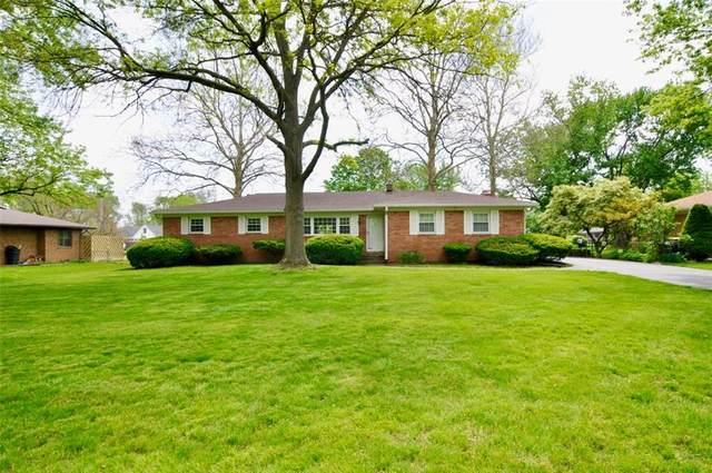 8715 Carrollton Avenue, Indianapolis, IN 46240 (MLS #21712171) :: Heard Real Estate Team | eXp Realty, LLC