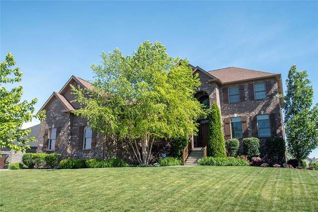 14514 Copper Springs Way, Fishers, IN 46040 (MLS #21712182) :: Richwine Elite Group
