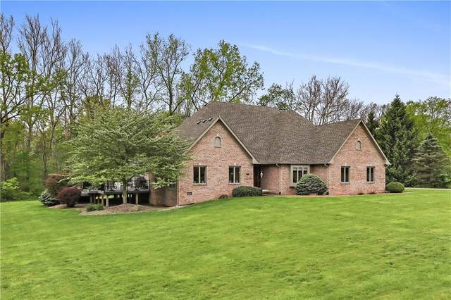 5993 E County Road 100S, Avon, IN 46123 (MLS #21712204) :: The Indy Property Source