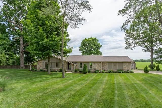 553 Swan Drive, Fortville, IN 46040 (MLS #21712205) :: Heard Real Estate Team | eXp Realty, LLC