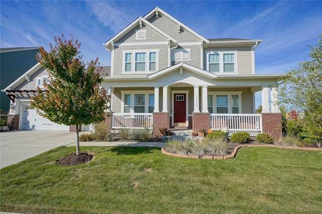 14990 Dawnhaven Drive, Westfield, IN 46074 (MLS #21712207) :: David Brenton's Team
