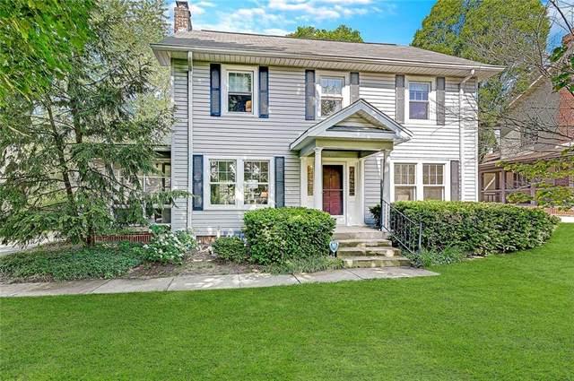 5420 N Delaware Street, Indianapolis, IN 46220 (MLS #21712223) :: Heard Real Estate Team | eXp Realty, LLC