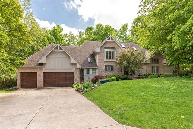 10919 Running Tide Court, Indianapolis, IN 46236 (MLS #21712227) :: The Evelo Team