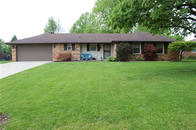 227 S Mustin Drive, Anderson, IN 46012 (MLS #21712229) :: The Evelo Team