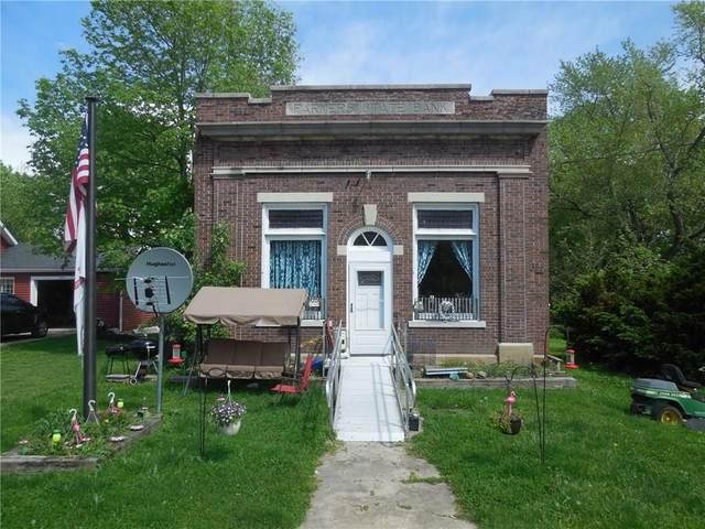 11724 N Main Street, Fountaintown, IN 46130 (MLS #21712232) :: Heard Real Estate Team | eXp Realty, LLC