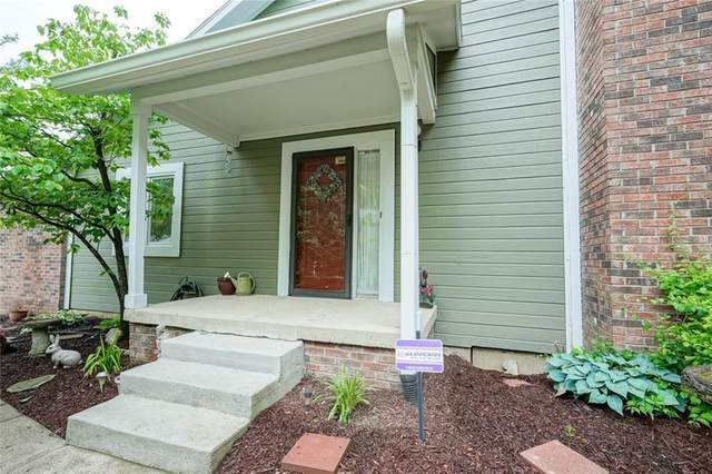 8195 Talliho Drive, Indianapolis, IN 46256 (MLS #21712239) :: The Evelo Team